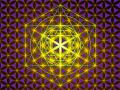 FOL and Metatrons Cube Art